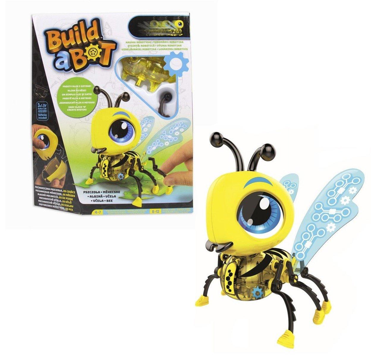 Build A Bot Zbuduj Robota Mechaniczna Pszczoła