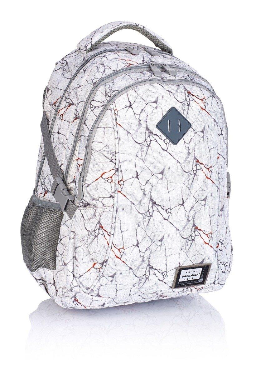5adb2899ae9ee HEAD 3 Plecak Szkolny Młodzieżowy HD-319 Marmur | Do Szkoły ...