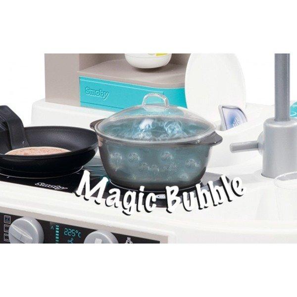 Kuchnia Dla Dzieci Mini Tefal Studio Bubble Smoby