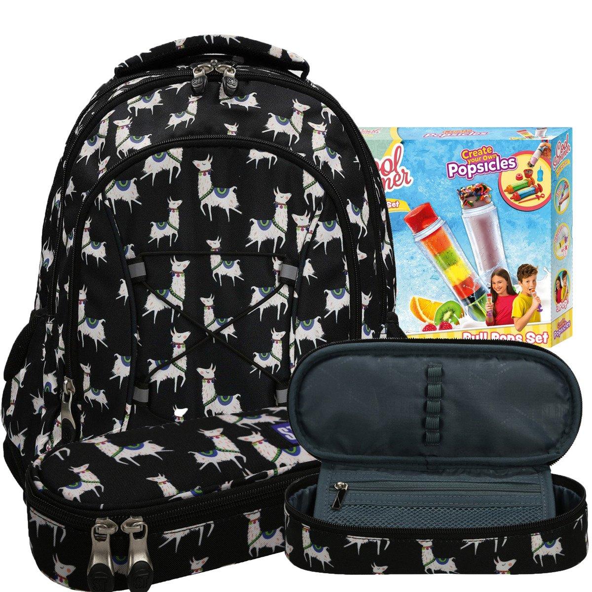 Sklep: plecak szkolny piórnik z wyposarzeniem strona 5