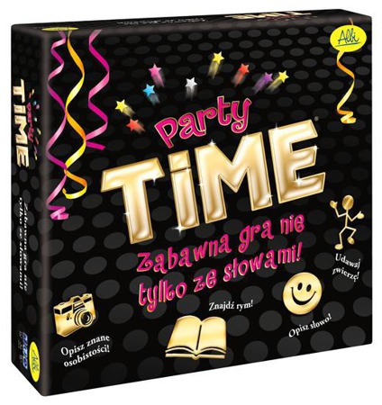 Albi - Party Time (dawne Party Alias)