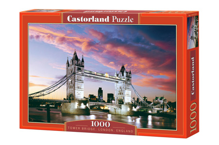 Castorland - Puzzle 1000 el. Tower Bridge Londyn