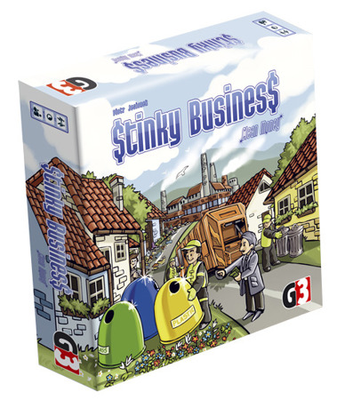 G3 - Stinky Business