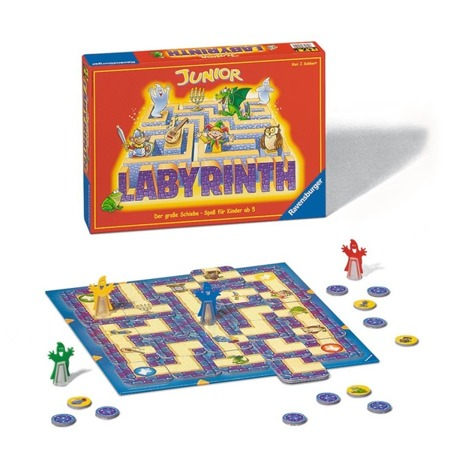 Ravensburger - Gra Labirynt Junior