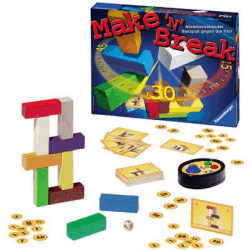 Ravensburger Make 'n' Break - Zbuduj i Zburz