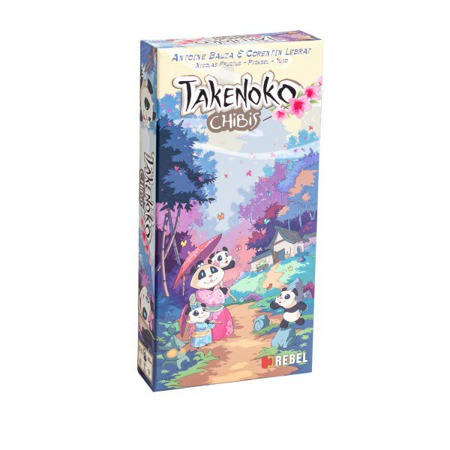 Rebel - Takenoko: Chibis - Dodatek do Takenoko