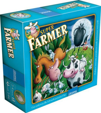 Superfarmer Super Farmer Deluxe - Granna Delux
