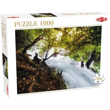 Tactic - Puzzle 1000 el. - Groundbreaking